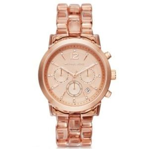 Michael Kors Audrina Blush Watch